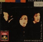 Piano trio, op.50