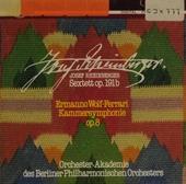 Sextett in F-dur op.191b