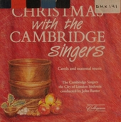 Christmas with cambridge singers