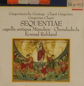 Sequentiae : Gregorian chant