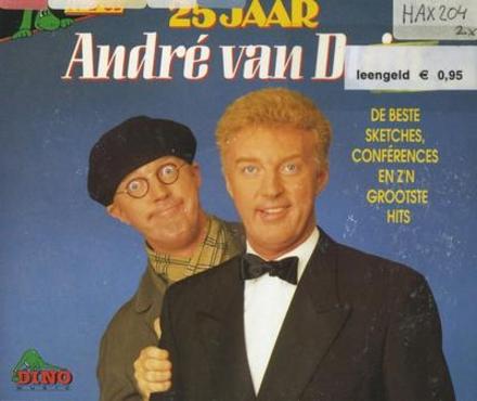 25 jaar Andre van Duin