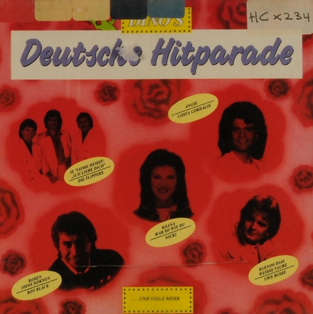 Dino's Deutsche hitparade