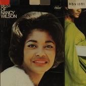 The best of Nancy Wilson