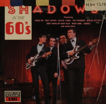 The Shadows in the 60's