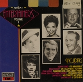 The great entertainers. Vol. 2