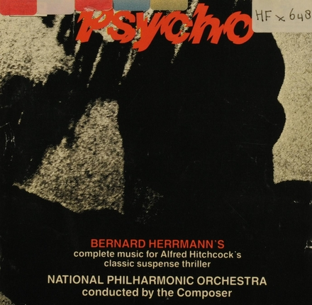 Psycho : music from the movie