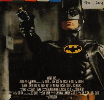 Batman : original motion picture score