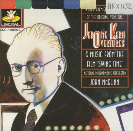 Overtures & music from the film swing time