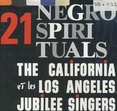 21 negro spirituals