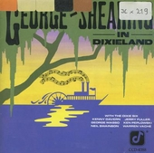 George Shearing in dixieland