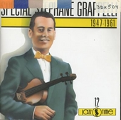 Special Stephane Grappelli 1947/61