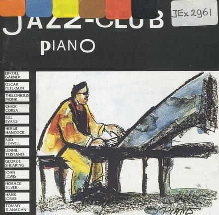 Jazz club - piano