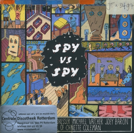Spy vs.spy-the music of o.coleman