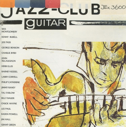 Jazz club - guitar
