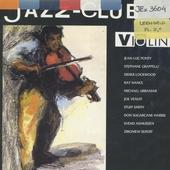 Jazz club - violin