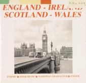 England-Ireland-Scotland-Wales