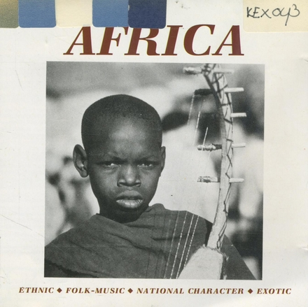 Etnic folk-music nationaal....