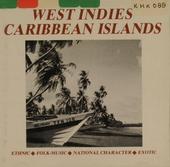 West indies: ethnic-folk-music...