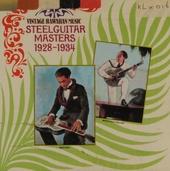 Steel guitar masters : 1928-1934