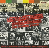 Singles collection The London years 2