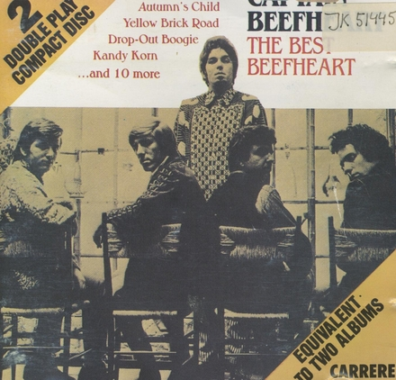 The best of beefheart
