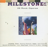 Milestones : 20 rock operas