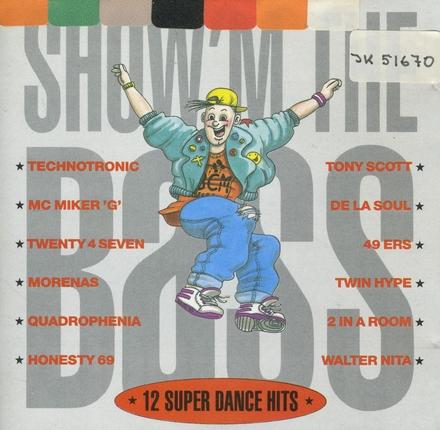 12 super dance hits