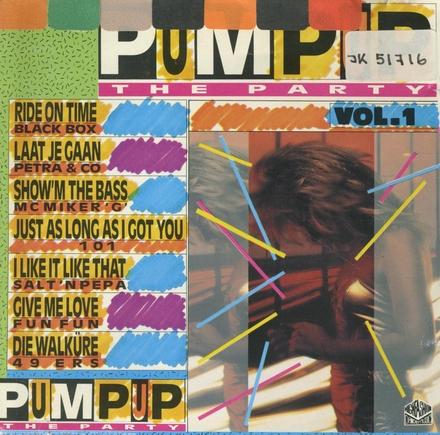 Pumpup the party. vol.1