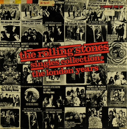 Singles collection : the London years