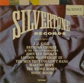 Silvertone Records CD sampler