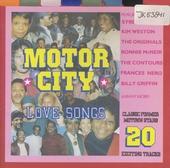 love songs: Motorcity