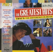 The greatest hits : that's the difference in music. Vol. 3 part 1