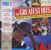 The greatest hits : that's the difference in music. Vol. 3 part 2