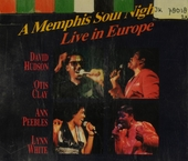 Memphis Soul Night Live In Europe