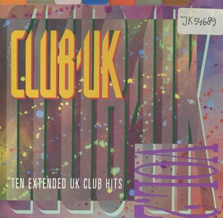 Ten extended uk club hits. vol.2