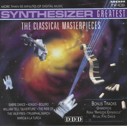 Synthesizer greatest : the classical masterpieces