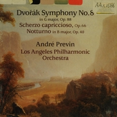 Symphony no.8, op.88
