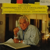 "Symphony no.8 D.759 ""Unfinished"""