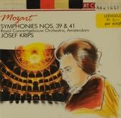 Symphony no.39 in E flat, K.543