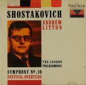 Festival Overture, op.96