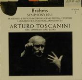 Symphony no.1, in c minor, op.68. vol.6