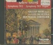 """Symphony no.3 in c minor op.78 """"Organ Symphony"""""""