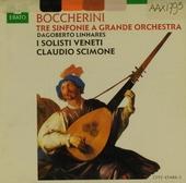 Sinfonia a grande orchestra opus 21 no.3