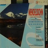 Scottish & 'Italian' symphonies