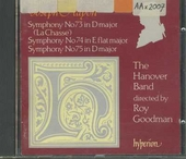 Symphony no 73 in D major (La chasse)