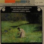 Quintett für Klarinette und Streichquartett A-dur op.146