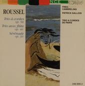 Trio à cordes op.58