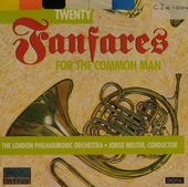Twenty fanfares for the common man