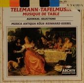 Tafelmusik : Auswahl