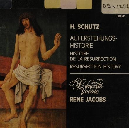 Auferstehungs-historie, SWV.50